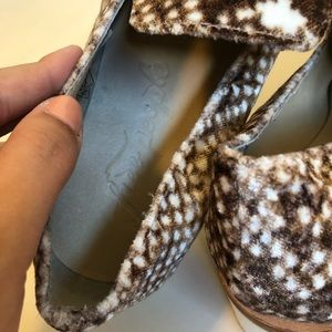 Free People Shoes - Free People Velvet Shoes
